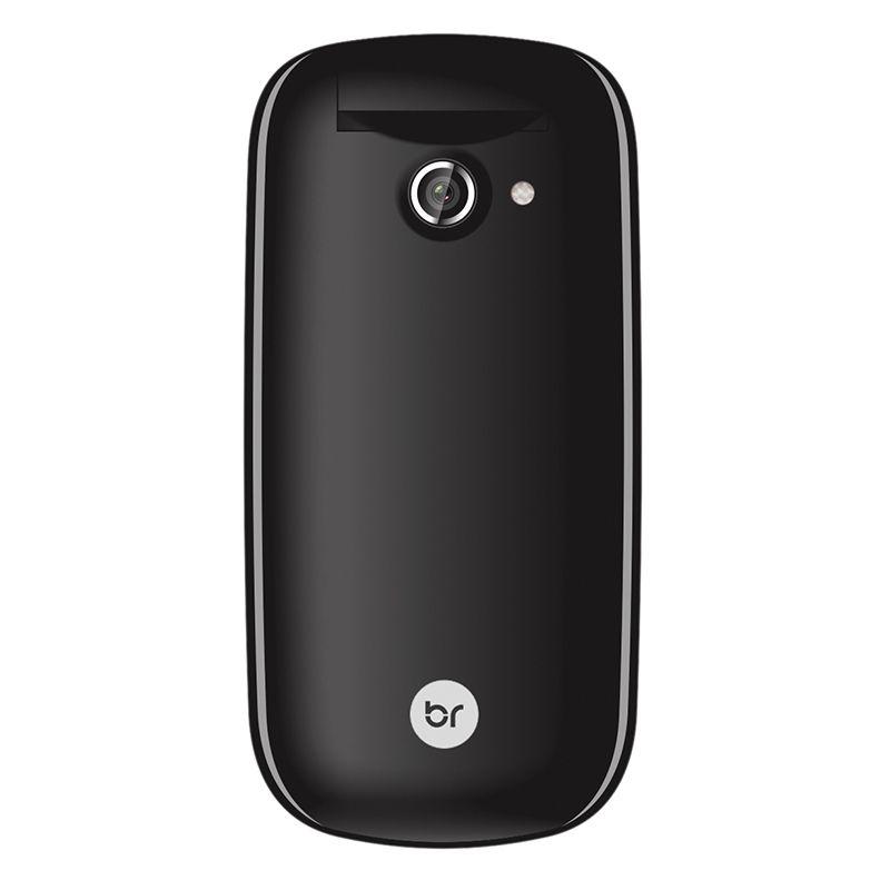 Celular Flip Dual Chip Câmera MP3 e Bluetooth 484 Bright  - BRIGHT