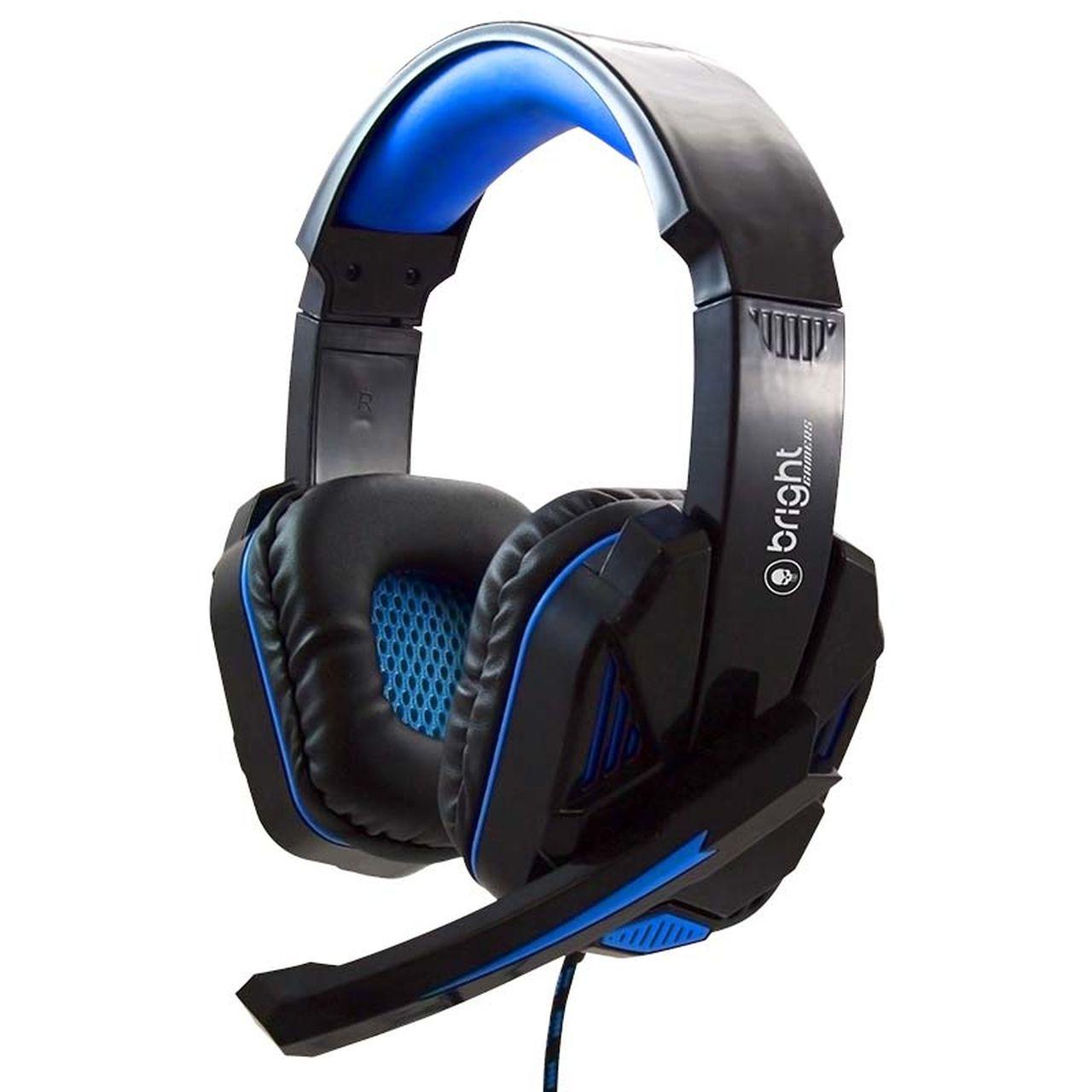 Combo Gamer Teclado Mouse e Fone Headset 555 Bright  - BRIGHT