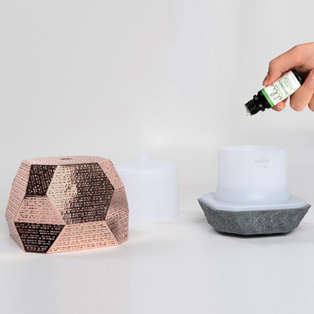Difusor de aromas e umidificador ultrassônico Eliia  - BRIGHT