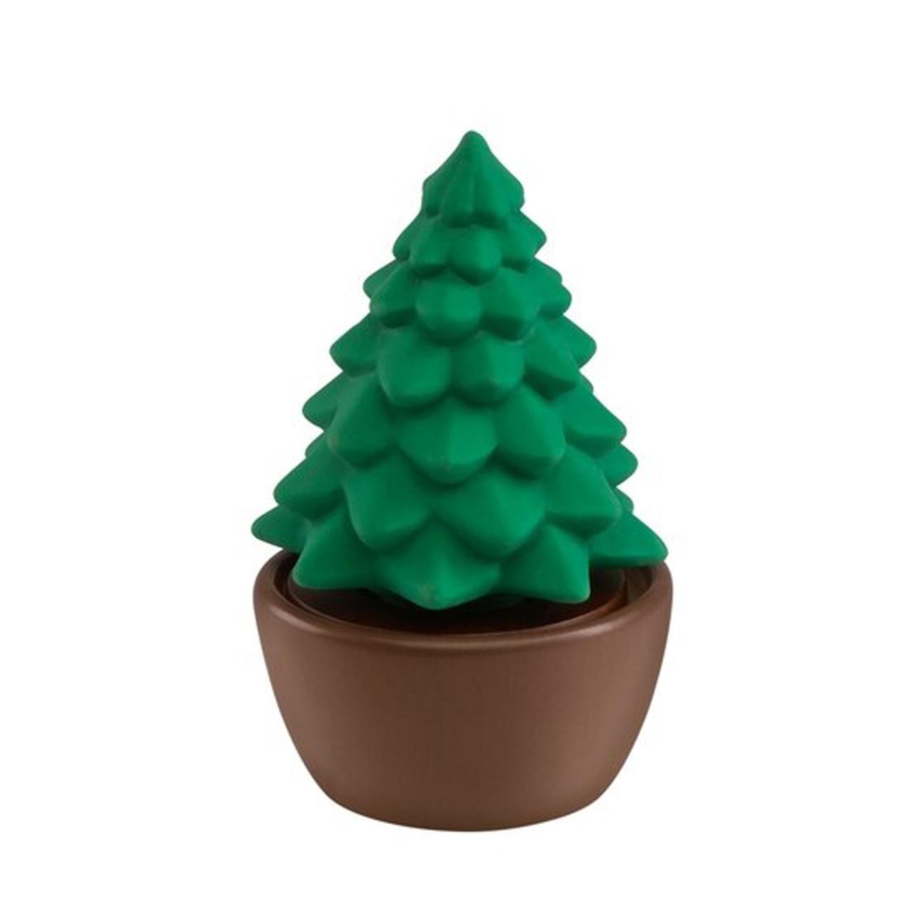 Difusor de cerâmica Pinheiro aromatizador Evergreen Ellia  - BRIGHT