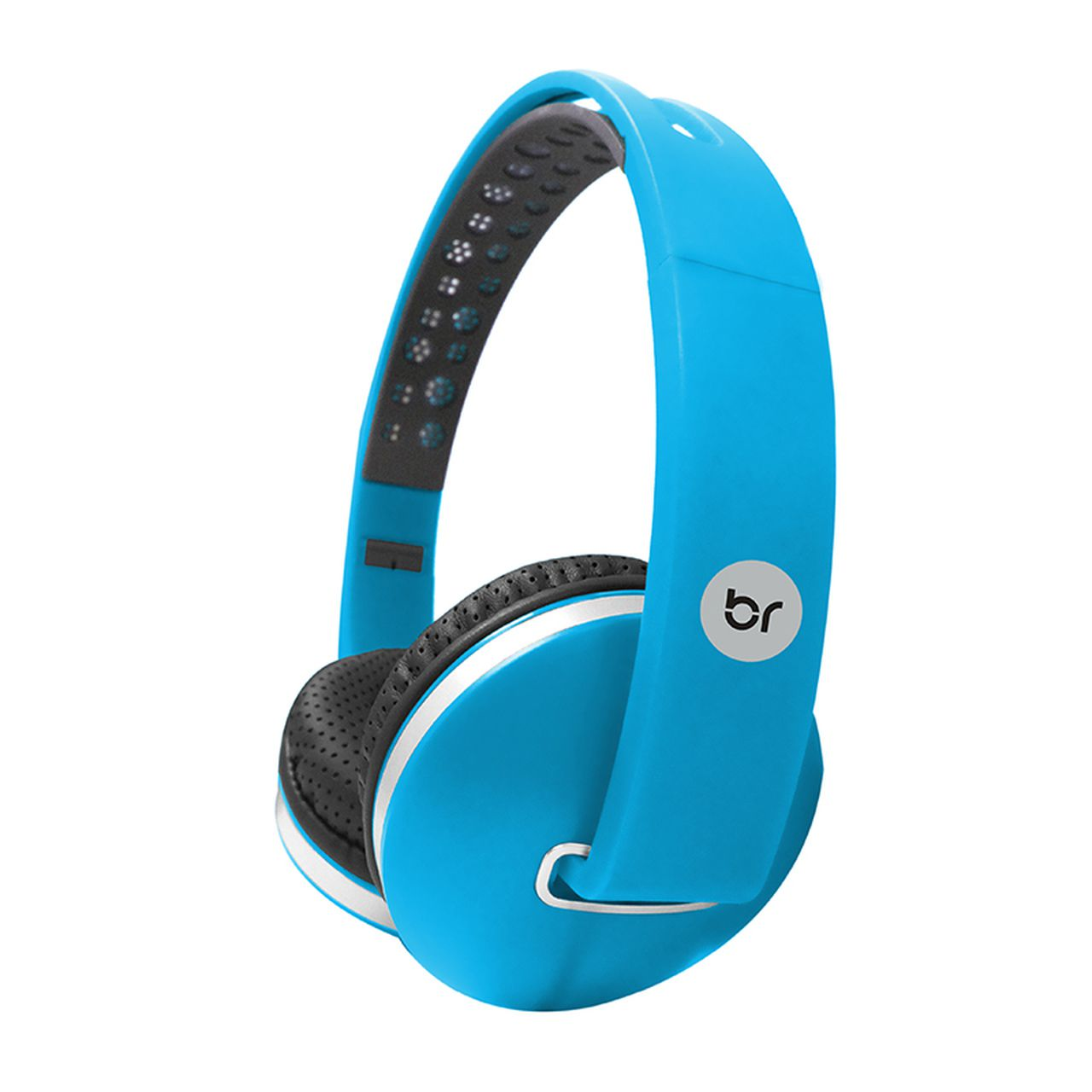 Fone de Ouvido Headphone Colors Azul 470 - Bright