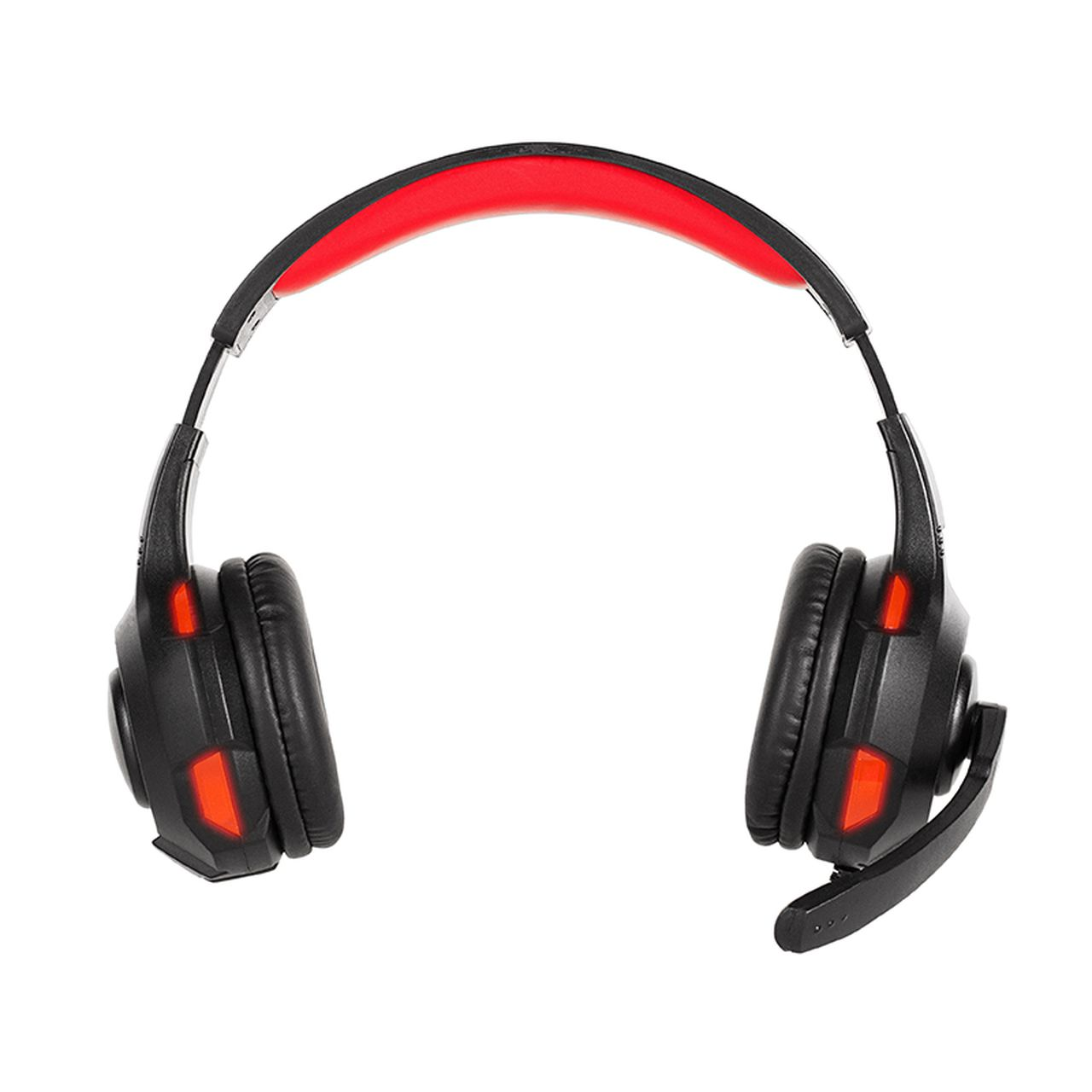Headset Gamer Fone de Ouvido Com Led Vermelho P2 e Usb 468 Bright  - BRIGHT