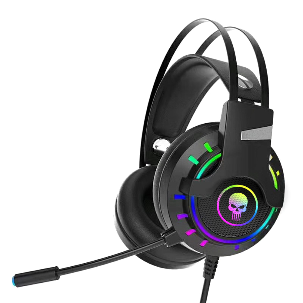 Headset Gamer USB 7.1 Surround com Microfone Bright  - BRIGHT