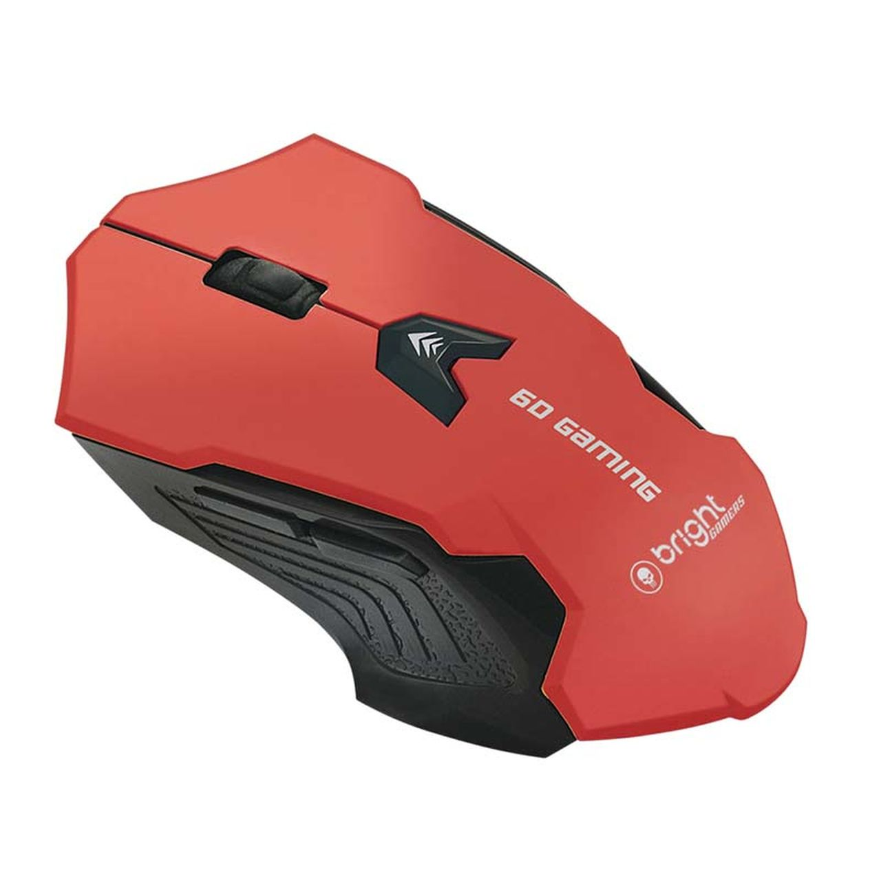 Mouse Gamer USB Vermelho 461 - Bright