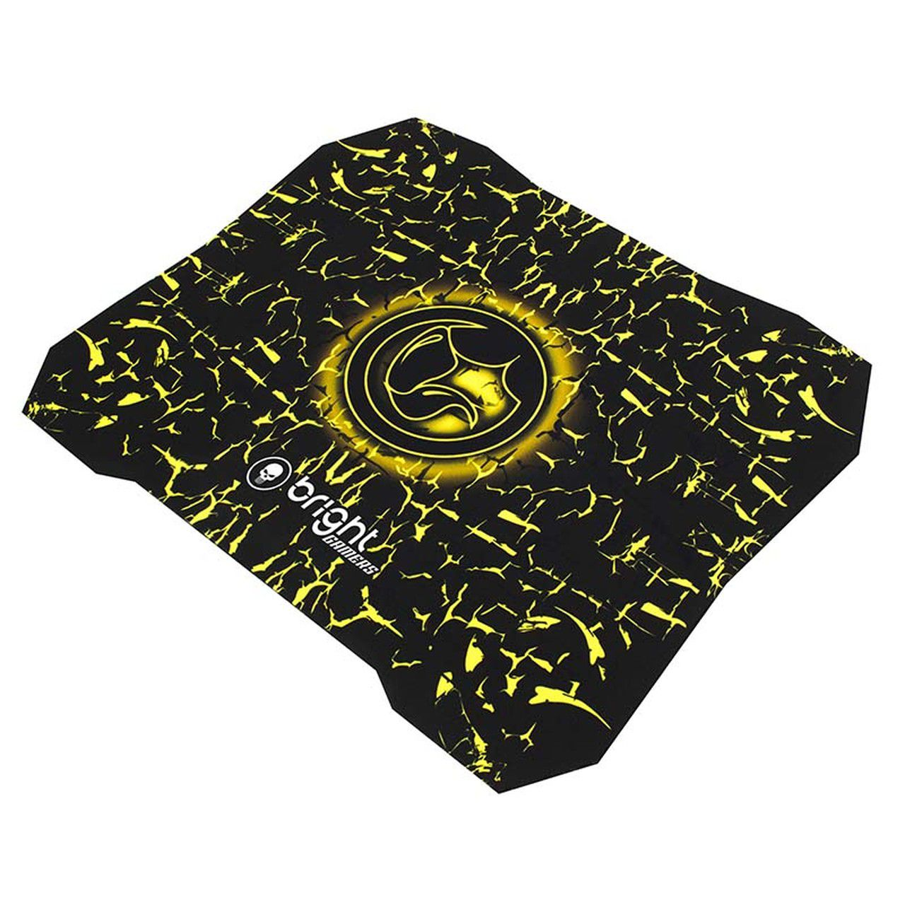 Mouse Pad Gamer Amarelo 429 - Bright