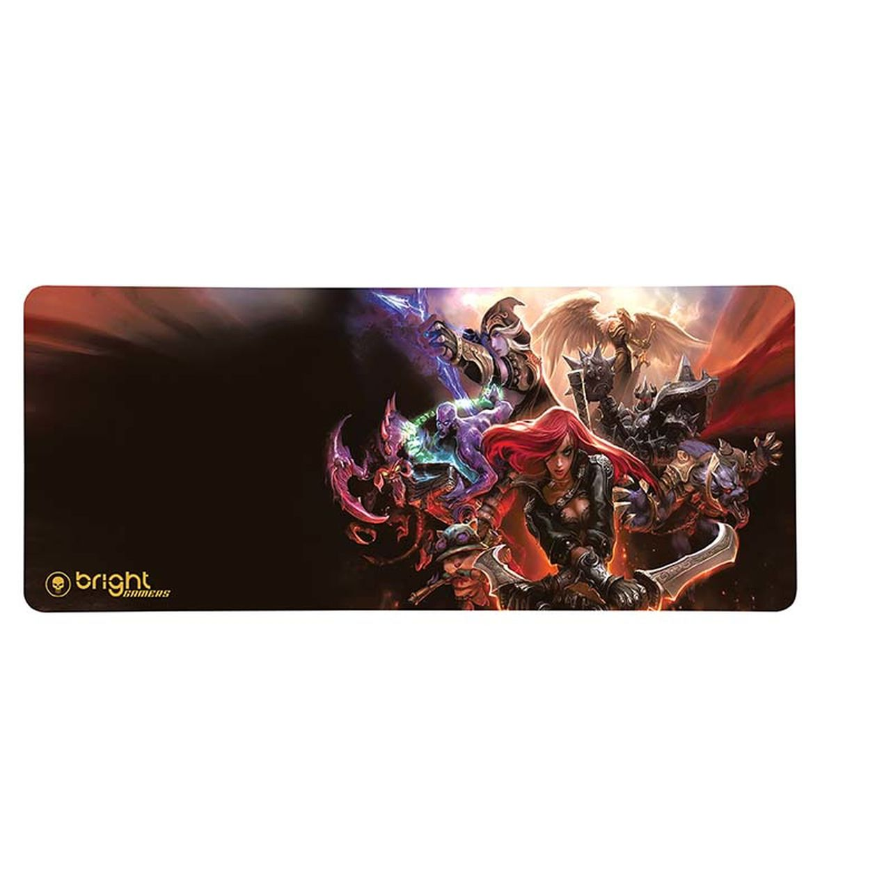 Mouse Pad Gamer Big - Legend 460 - Bright