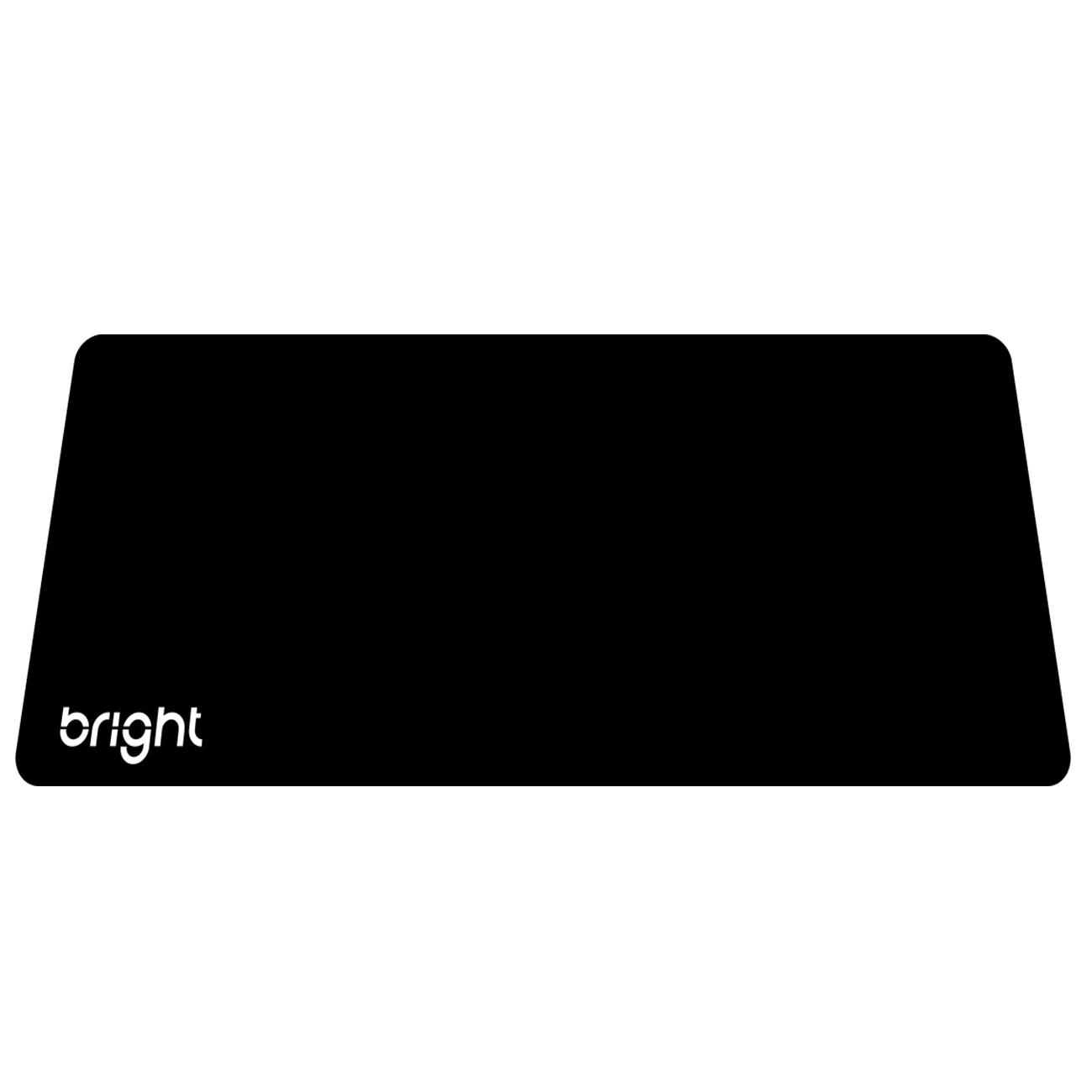 Mousepad Office Grande 69x28cm Speed Preto AC579 Bright