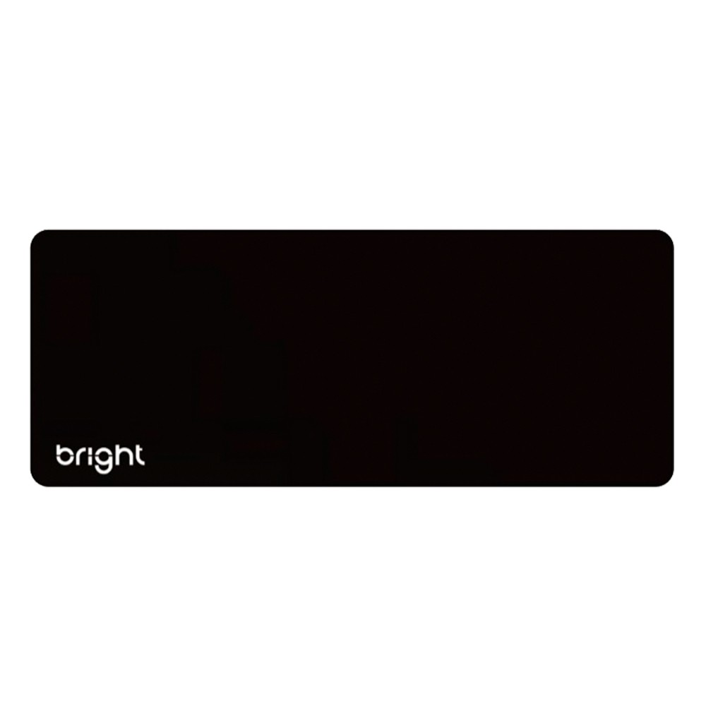 Mouse Pad Tapete Office Preto AC579 Bright