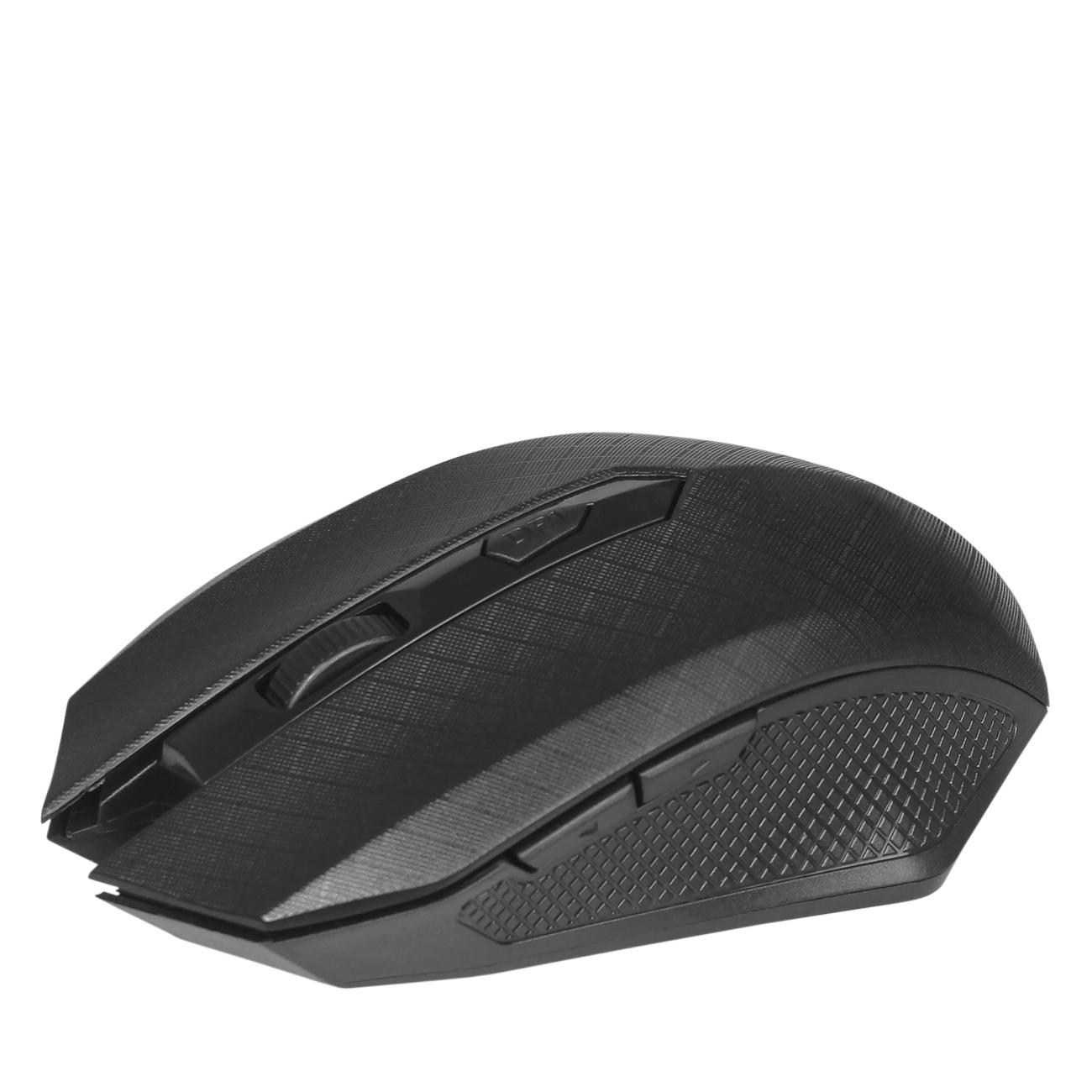 Mouse Sem Fio Ergonômico Até 1200Dpi Nano Receptor 053 Bright  - BRIGHT