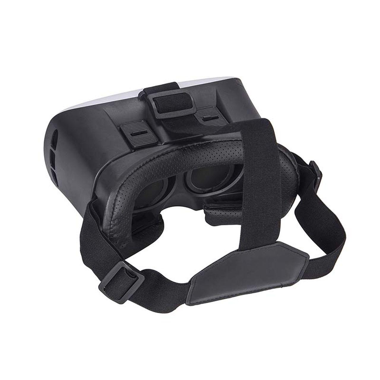 Óculos VR 3D Branco e Preto 448 Bright  - BRIGHT