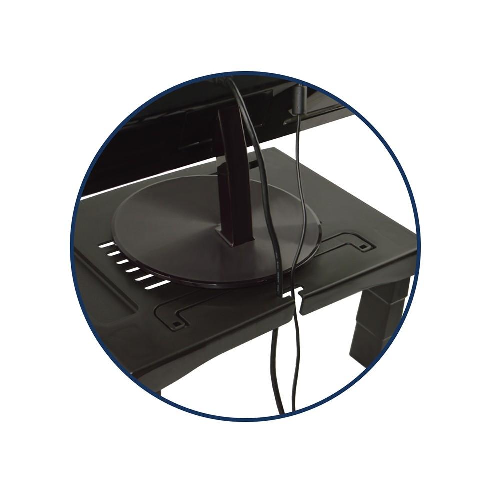 Suporte Para Monitor e Notebook Ergodesk Reliza - Bright