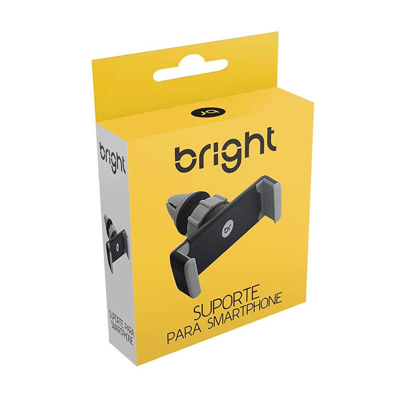 Suporte para Celular Veicular Universal Ar Condicionado 430 Bright  - BRIGHT