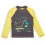 Camiseta Praia Infantil Dinos Verde Tip Top