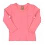 Camiseta Praia Infantil Rosa Flúor Up Baby