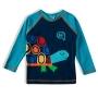 Camiseta Praia Infantil Tartarugas Marinho Tip Top