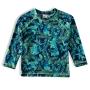 Camiseta Praia Infantil Tropical Marinho Tip Top