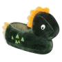 Pantufa Infantil Dinossauro Verde Tip Top