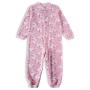 Pijama Macacão Infantil Unicórnios Rosa Tip Top