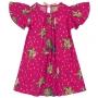 Vestido Infantil Frutas Pink Up Baby