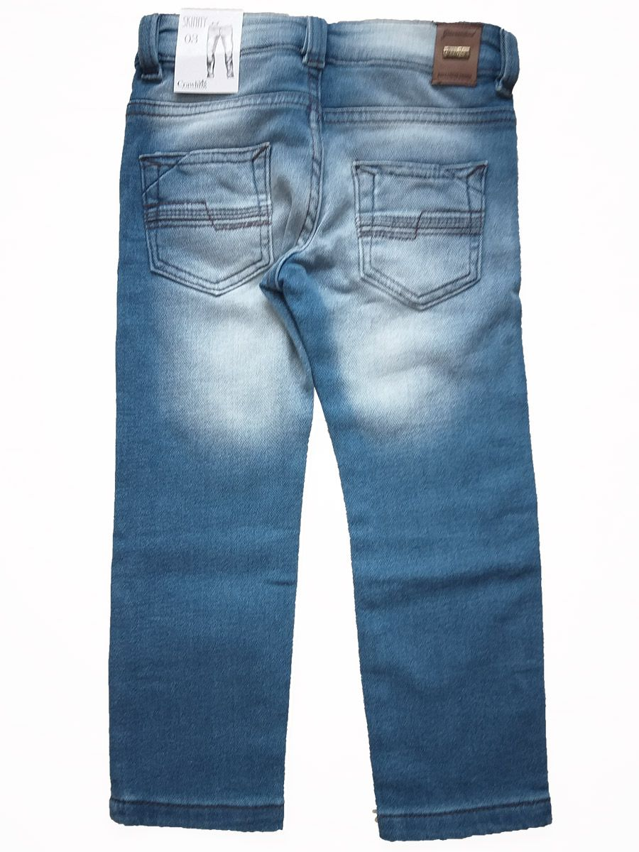 Calça Jeans Infantil Skinny Crawling
