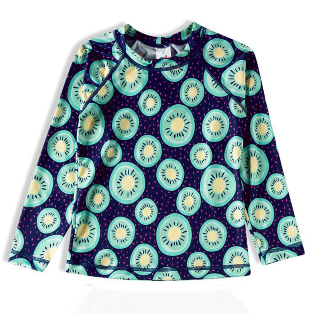Camiseta Praia Kiwis Marinho Tip Top