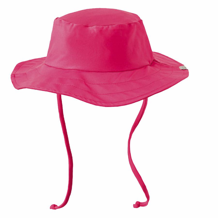 Chapéu Praia Infantil Pink Jubile Pingo Lelê