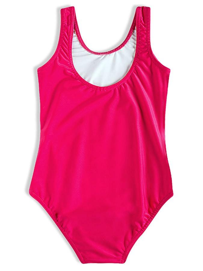 Maiô Infantil Salt Hair Don´t Care Pink Tip Top