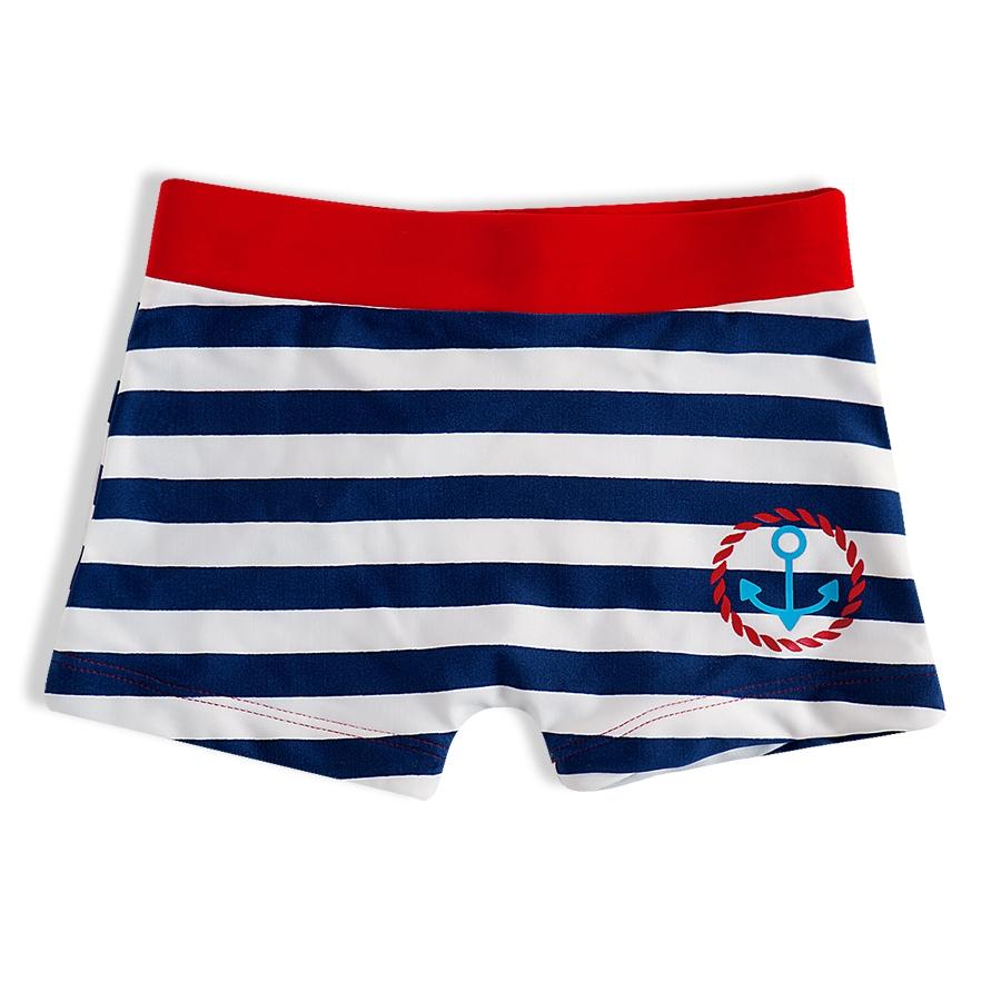 Shorts Praia Infantil Navy Marinho Tip Top