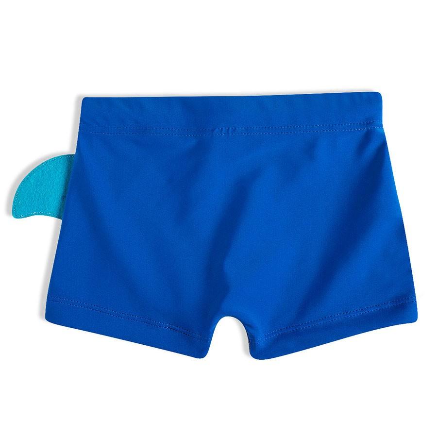 Shorts Praia Infantil Tubarão Azul Tip Top