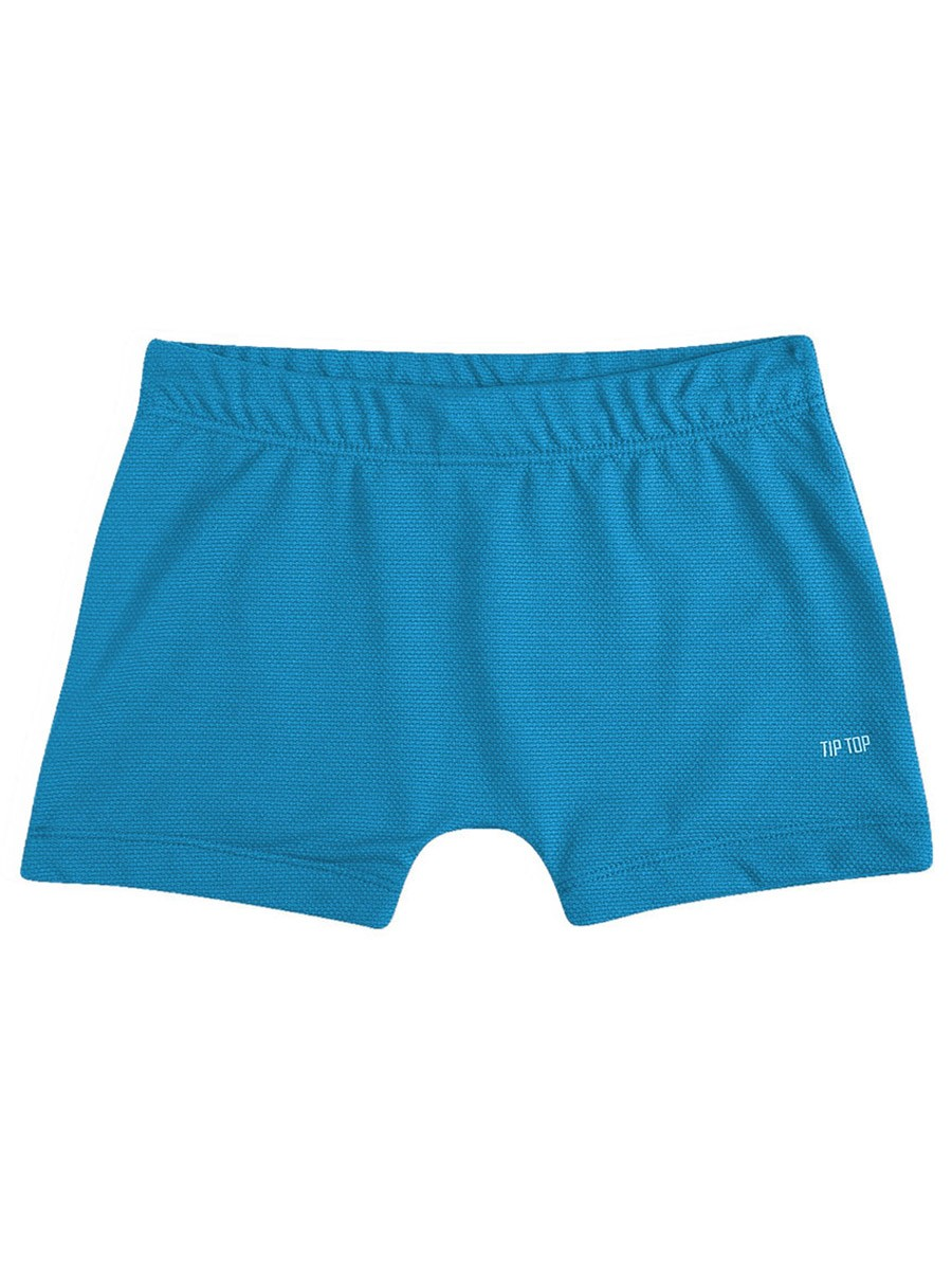 Shorts Praia Infantil Turquesa Tip Top