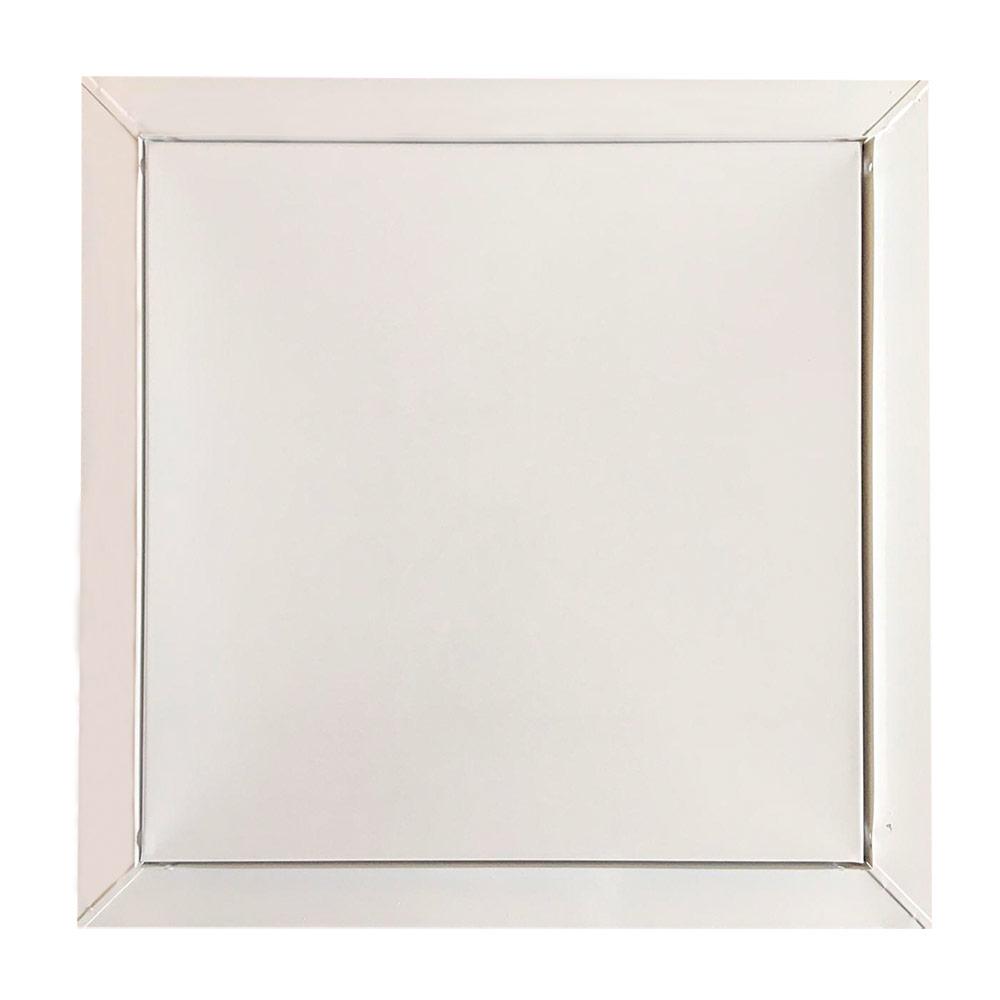 Alçapão 40x40cm c/ tampa metálica p/ forro