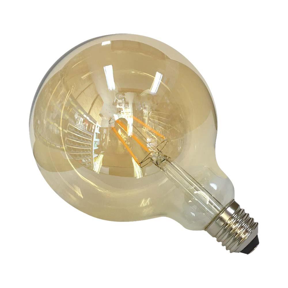 Lâmpada led filamento G125 4w E27 2200k - Llum