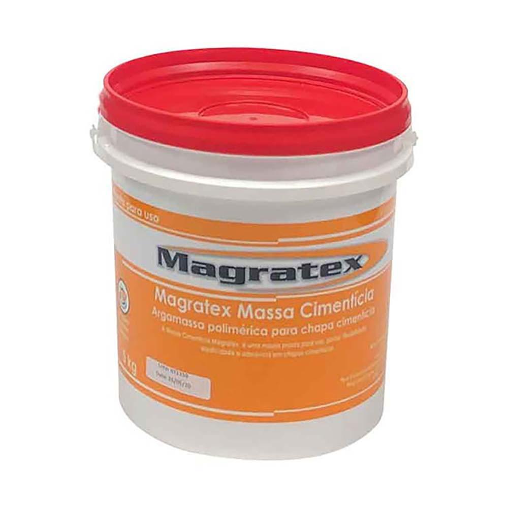 Massa cimenticia 5kg - Magratex