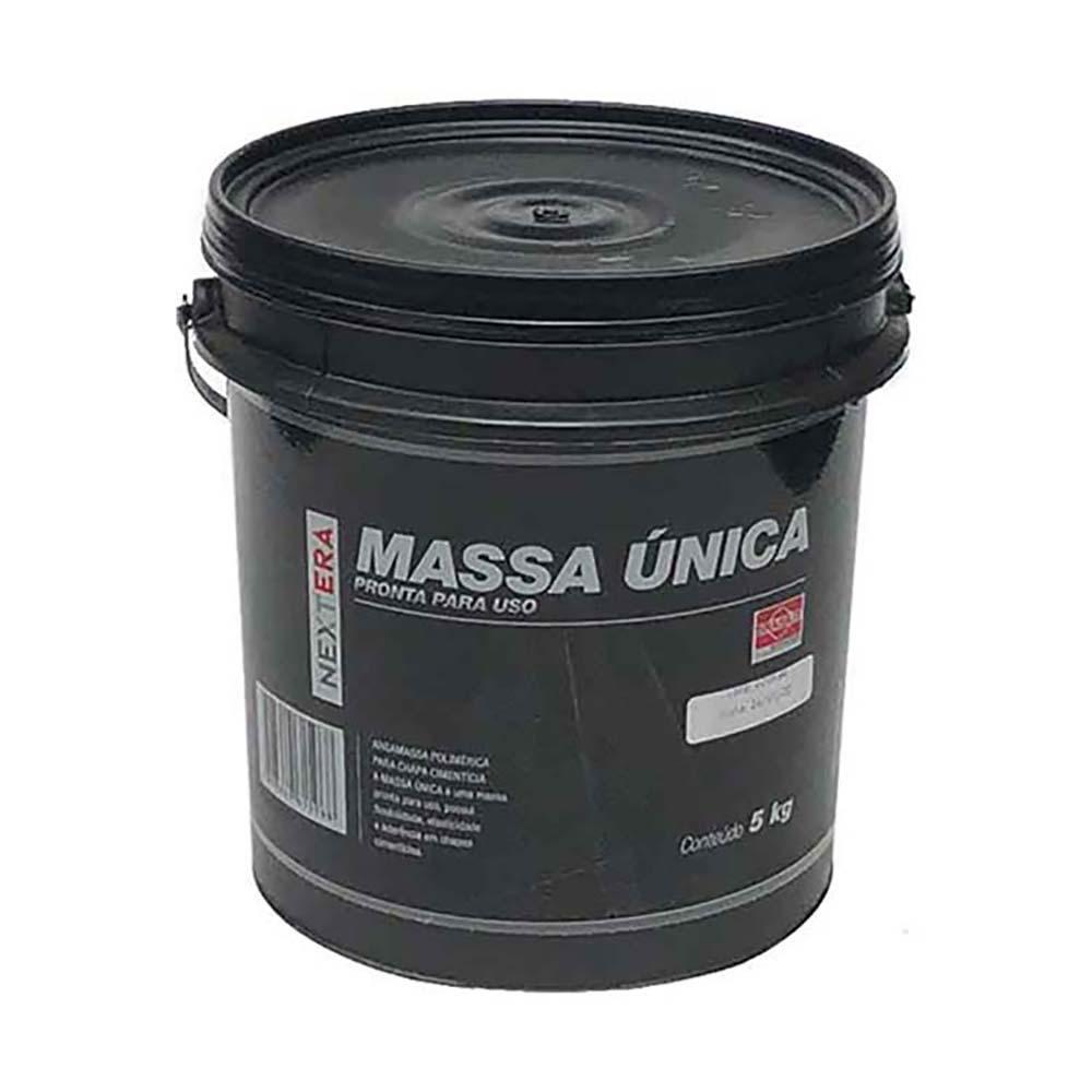 Massa Cimentícia Unica 5kg - Brasilit