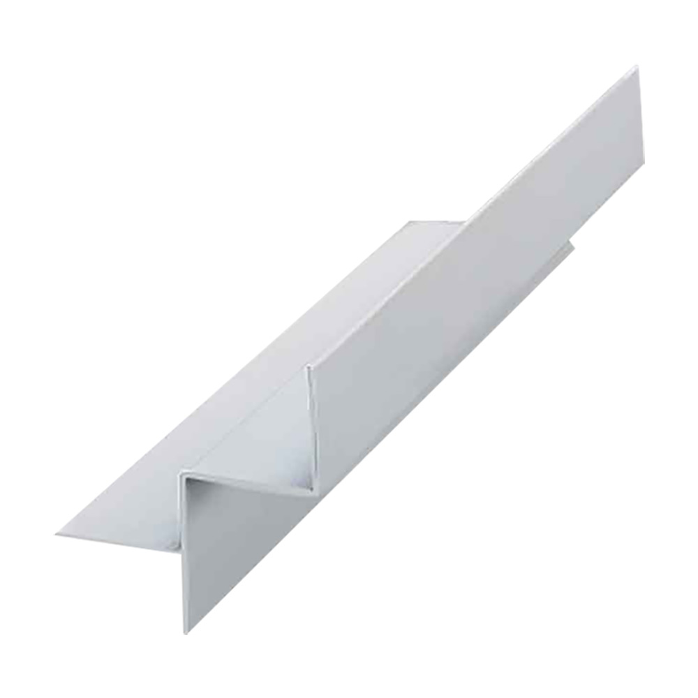 Perfil tabica branca 3m