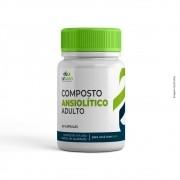 COMPOSTO ANSIOLÍTICO ADULTO - 60 CÁPSULAS