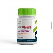 RED ORANGE COMPLEX + NUTRICOLIN + DIMPLESS - 30 CÁPSULAS