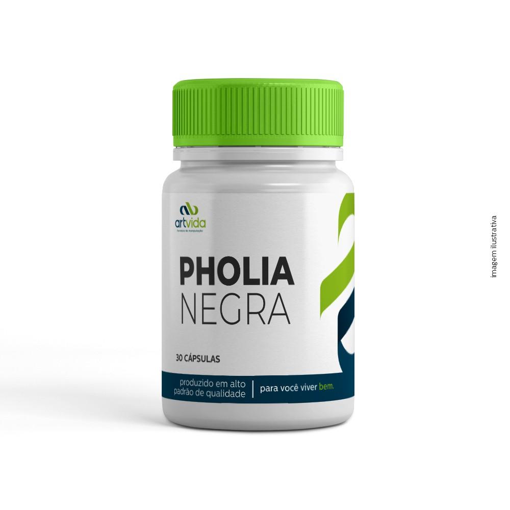 PHOLIA NEGRA - 30 CÁPSULAS