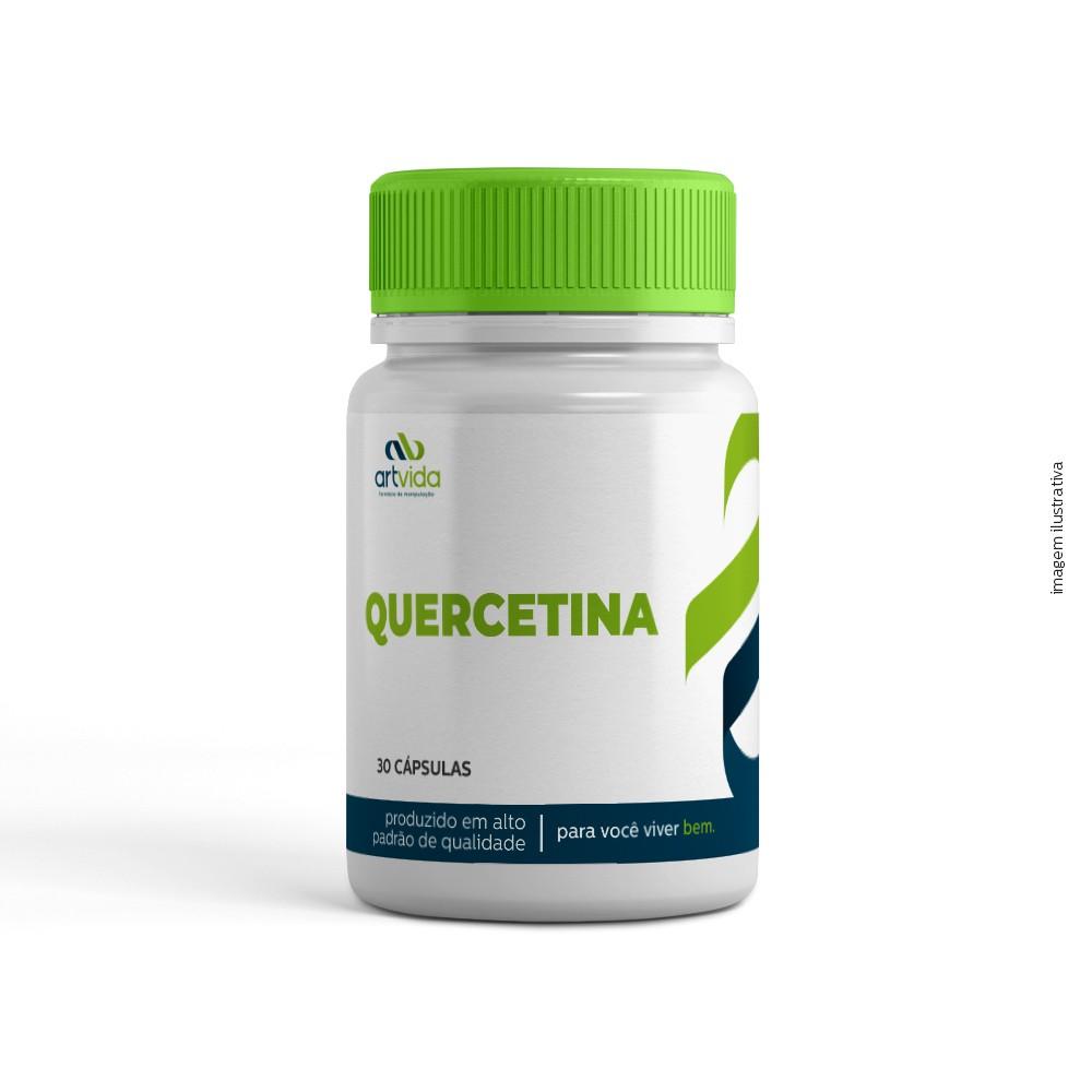 QUERCETINA - 30 CÁPSULAS