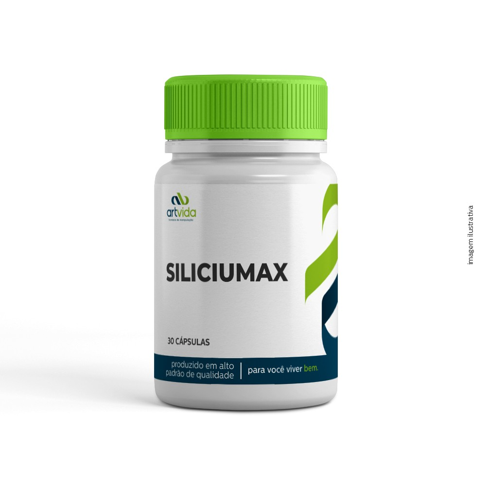SILICIUMAX - 30 CÁPSULAS