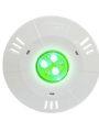 Hiper led 9w RGB corpo ABS / frontal ABS p/ até 25 mm