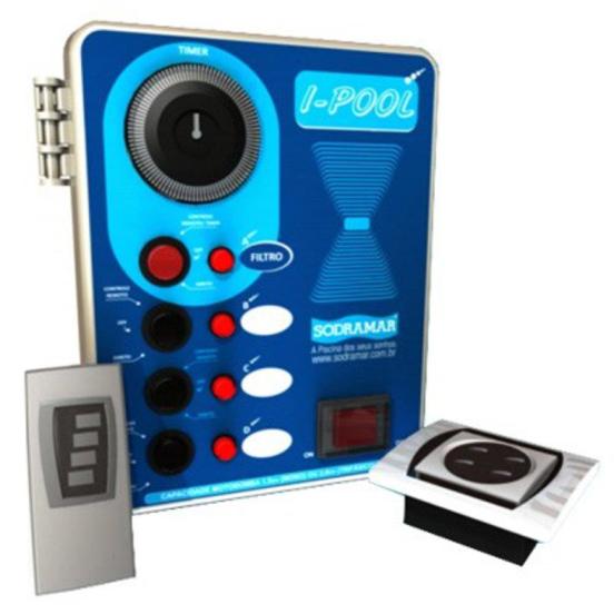 Pool Standard para Automação de Piscina