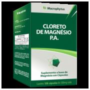 CLORETO DE MAGNESIO P.A 500MG 100CPS MACROPHYTUS