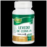 LEVEDO DE CERVEJA 450 MG - 200 COMP