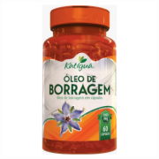 OLEO DE BORRAGEM 1000MG 60 CAPS