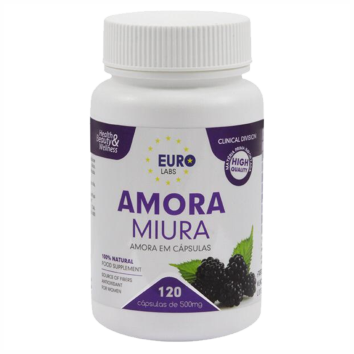 AMORA MIURA 120 CAPS - EUROLABS