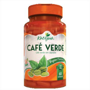 CAFE VERDE 60 CAPS 500 MG