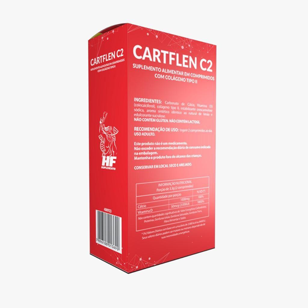 CARTFLEN C2 COLAGENO TIPO II 60 COMPRIMIDOS