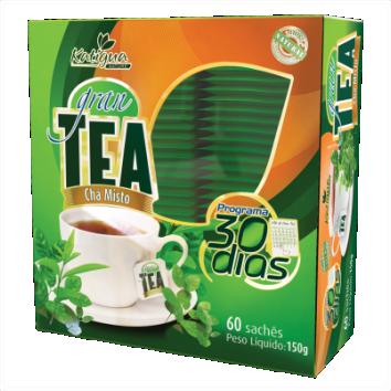 GRAN TEA 30 DIAS CX 60 SACHES