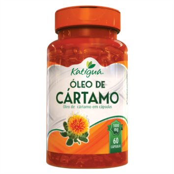 OLEO DE CARTAMO 1000 MG 60 CAPS